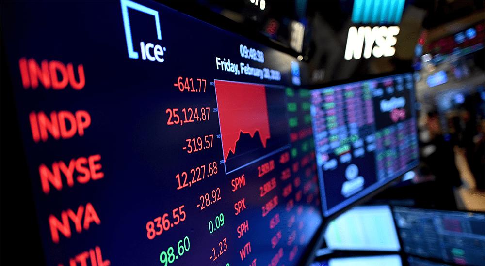 Invertir en los maniquíes del mercado de valores Bolsa de Valores